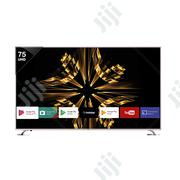 "New 2019 LG 75""Inch Uhd Smart 4K Internet TV Full Option Wireles WI-FI 