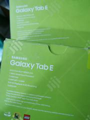 New Samsung Galaxy Tab E 8.0 32 GB Black   Tablets for sale in Lagos State, Ikeja