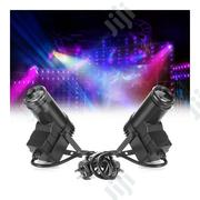 Generic 30W RGBW LED Stage Light Shooting Lamp Beam Spotlight DMX 6CH   Stage Lighting & Effects for sale in Lagos State, Ikeja