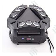 Generic MINI LED 9x10w LED Spider Light RGBW 1648CH DMX Stage Light   Stage Lighting & Effects for sale in Lagos State, Ikeja