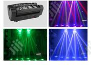 Generic Portable NEW Moving Head Light LED Mini Spider 86W RGBW Beam   Stage Lighting & Effects for sale in Lagos State, Ikeja