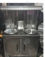 2 In 1 Shawarmma Machine(Chiken And Beaf) With Cabinet | Restaurant & Catering Equipment for sale in Lagos State, Surulere