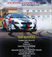 Engine Replacement Or Rebuild At Stingray Auto Garage | Automotive Services for sale in Lagos State, Ajah