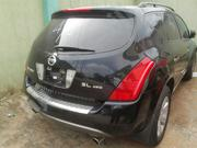 Nissan Murano 2007 3.5 V6 4WD Black | Cars for sale in Lagos State, Oshodi-Isolo