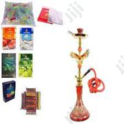 Complete Eagle Hookah Pot Single Hose- Red | Tabacco Accessories for sale in Rivers State, Port-Harcourt