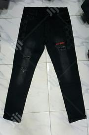 Quality Off-White Jeans Trouser | Clothing for sale in Lagos State, Lagos Island