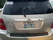 Toyota Highlander 2003 Gray | Cars for sale in Abuja (FCT) State, Garki 2