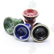 Shisha Time Ceramic Hookal Bowl | Tabacco Accessories for sale in Rivers State, Port-Harcourt