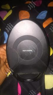 Wireless Fast Charger With Double Coil | Accessories for Mobile Phones & Tablets for sale in Ondo State, Akure South