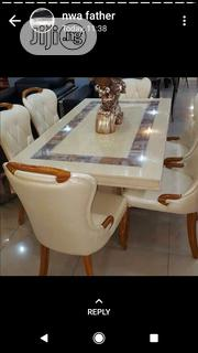 Dinning Table Marble Top | Furniture for sale in Lagos State, Lekki Phase 2