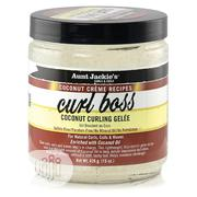 Aunt Jackie's Coconut Creme Curl Boss Coconut Curling GèLee16 Oz | Hair Beauty for sale in Lagos State, Oshodi-Isolo