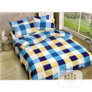 Duvey + Bedsheet + 4 Pillow Cases 7 X 7 All Sizes Available | Home Accessories for sale in Lagos State, Victoria Island