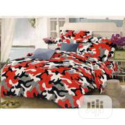 Duvet + Bedsheet + 4 Pillow Cases 6 X 6 All Sizes Available | Home Accessories for sale in Lagos State, Oshodi-Isolo