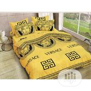 VERSACE Duvet + Bedsheet + 4 Pillow Cases 7 X 7 All Sizes Available | Home Accessories for sale in Lagos State, Yaba