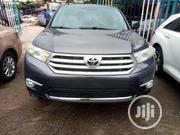 Toyota Highlander 2013 3.5L 4WD Gray | Cars for sale in Lagos State, Ikeja