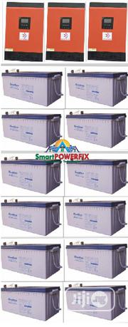 Professional 15kva 48v Complete Inverter Installation   Building & Trades Services for sale in Lagos State, Ikoyi