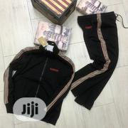 Original Burberry And Versace Tracksuit Available   Clothing for sale in Lagos State, Surulere