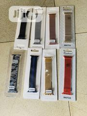 Apple Watch Strap Stainless Steel | Accessories for Mobile Phones & Tablets for sale in Lagos State, Ikeja