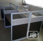 This Is High Quality Brand New Four Seaters Workstation Table   Furniture for sale in Lagos State, Lekki Phase 1