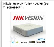 Hikvision 16ch Turbo HD DVR (DS-7116HGHI-F1) | Safety Equipment for sale in Lagos State, Ikeja