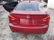 Lexus IS 2008 250 Red | Cars for sale in Lagos State, Lekki Phase 2
