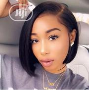 8 Inches Frontal Bob Wig   Hair Beauty for sale in Lagos State, Ikeja