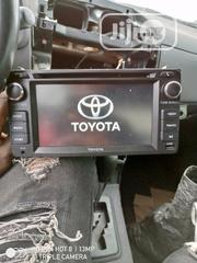 Factory Toyota Radio With Bluetooth USB And AUX | Vehicle Parts & Accessories for sale in Lagos State, Mushin