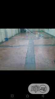 Concrete Stamping | Building & Trades Services for sale in Lagos State, Ajah