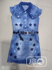 Jeans Gowns for Girls | Children's Clothing for sale in Lagos State, Yaba