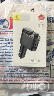 ORIGINAL BASEUS Bluetooth MP3 Vehicle Charger | Accessories for Mobile Phones & Tablets for sale in Lagos State, Ikeja