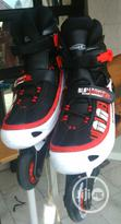 Black Rollerblade Skate | Sports Equipment for sale in Port-Harcourt, Rivers State, Nigeria