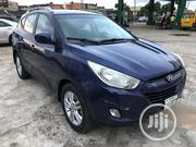 Hyundai ix35 2011 Blue   Cars for sale in Lagos State, Alimosho