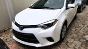 Toyota Corolla 2015 White   Cars for sale in Lagos State, Ikeja