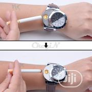 Electronic Cigarette Watch USB Charging Lighter | Tabacco Accessories for sale in Lagos State, Surulere