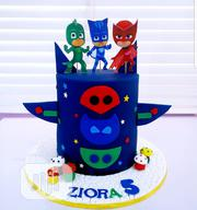 Pj Mask Themed Cake | Meals & Drinks for sale in Lagos State, Magodo