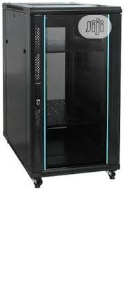 27U Server Rack Cabinet With Glass Door(600 X 800) | Computer Accessories  for sale in Lagos State, Ikeja