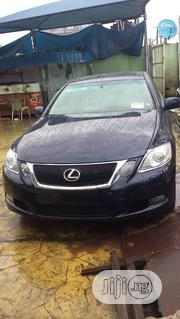 Lexus GS 2006 300 Automatic Blue | Cars for sale in Lagos State, Ikeja