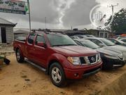 Nissan Frontier 2007 Red | Cars for sale in Lagos State, Ajah