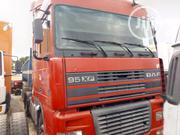 Tokunbo Tippers 95 Xf DAF 2007 | Trucks & Trailers for sale in Lagos State, Lagos Mainland