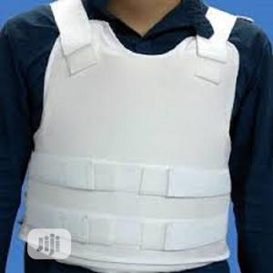 Concealable Bulletproof White Vest