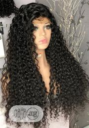 Ladies Formal Wave Curl Hair With Frontal | Hair Beauty for sale in Lagos State, Lagos Island