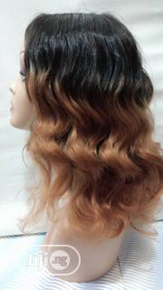 Ladies Casual Gold Curl Hair With Closure | Hair Beauty for sale in Lagos State, Lagos Island