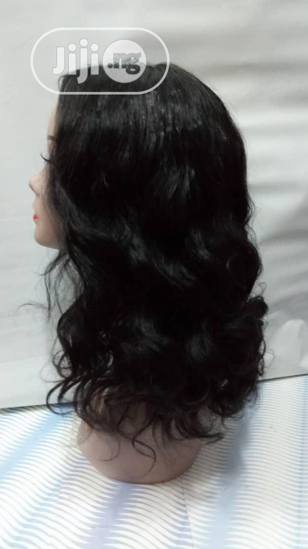 Ladies Casual Hair With Closure