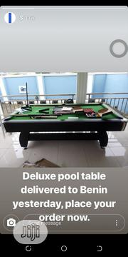 Snooker Table Board With Complete Accessories | Sports Equipment for sale in Lagos State, Surulere