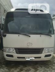 Toyota Coaster Bus For Hire | Chauffeur & Airport transfer Services for sale in Lagos State, Lekki Phase 2