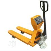 3ton Pallet Truck Digital Weighing Scale | Building Materials for sale in Lagos State, Ojo