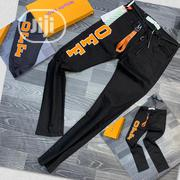 Off White Men'S Jean Black | Clothing for sale in Lagos State, Ikeja