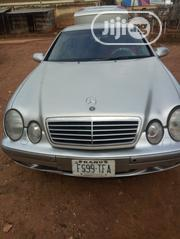 Mercedes-Benz CLK 2002 500 Silver | Cars for sale in Niger State, Kontagora