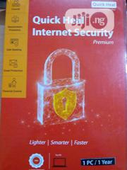 Quick Heal Internet Security Premium 1pc | Software for sale in Lagos State, Ikeja