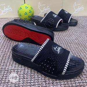new list detailed images outlet boutique Christian Louboutin Men'S Pam Black in Ikeja - Shoes, Ehighalua ...